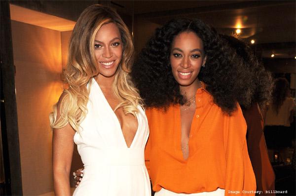 Beyoncé And Solange