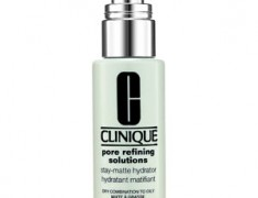 CLINIQUE PORE REFINING SOLUTIONS STAY-MATTE HYDRATOR REVIEW