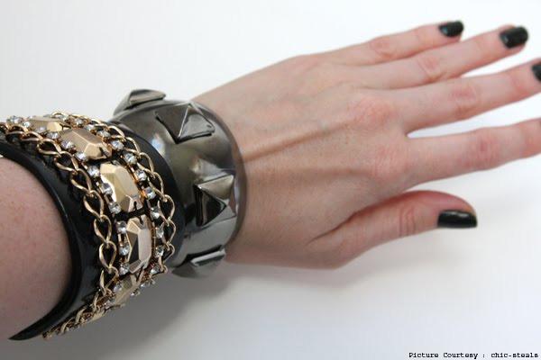 Edgy Cuffs