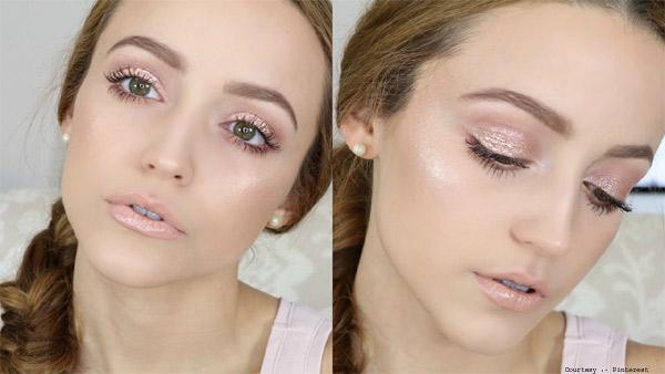 Eye Gloss your makeup