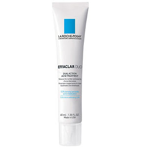 La Roche-Posay Effaclar Dual Action Acne Treatment