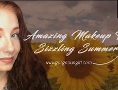 Makeup For Sizzling Summer