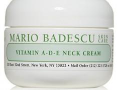 MARIO BADESCU VITAMIN A-D-E NECK CREAM REVIEW