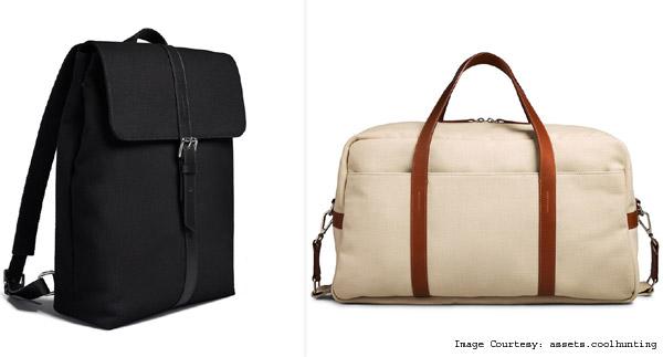 Minimalist Weekender Bag