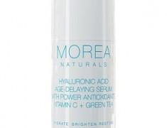 Morea Naturals Hyaluronic Acid Serum