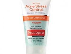 Neutrogena Oil Free Acne Stress Control Scrub
