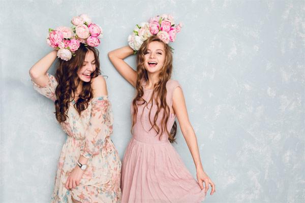 Satin floral summer romper by Forever 21