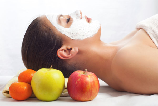 Apple Facial Mask