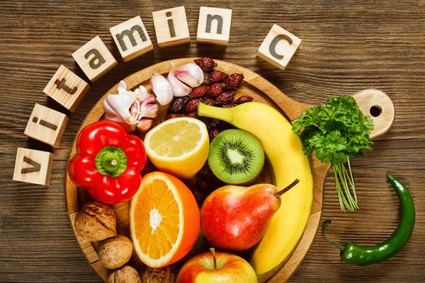 Vitamin C Under Your Eyes