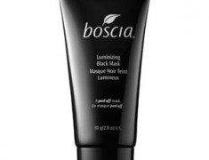 BOSCIA LUMINIZING BLACK MASK REVIEW