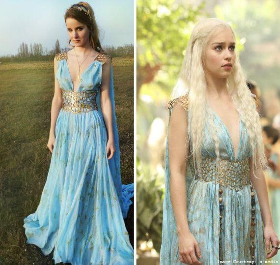 game of thrones costumes daenerys