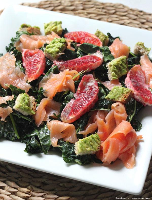 Kales Salad