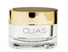 OJAS Youth Essential Vitamin C Night Restore Cream Review