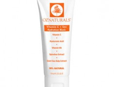 OZ Naturals Facial Mask Review