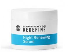 Rodan and Fields Redefine Night Renewing Serum Review