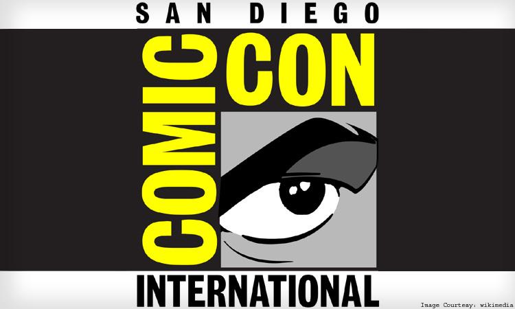 San Diego Comic-Con TV Schedule