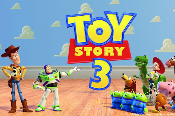 The Toy Story 3