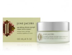 JUNE JACOBS AGE DEFYING ULTIMATE OVERNIGHT COPPER MARINE MASQUE REVIEW