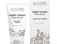 Acure Night Cream Review