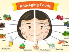 Best Anti-Aging Foods: 11 Foods That Actually Helps You To Slow Aging