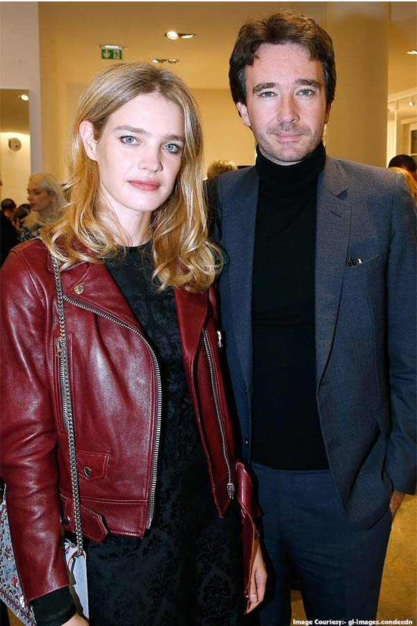 Celebrity Baby Names: Unique And Cute List Of Celeb Baby Names Natalia Vodianova Antoine Arnault Baby