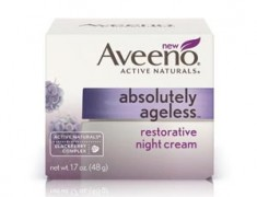 Aveeno Absolutely Ageless Restoring Night Cream Review