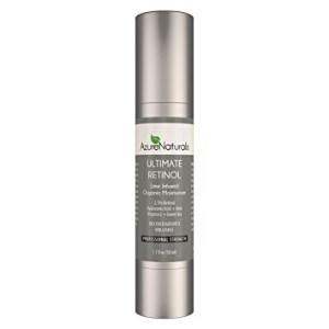 Azure Retinol Organic Moisturizer