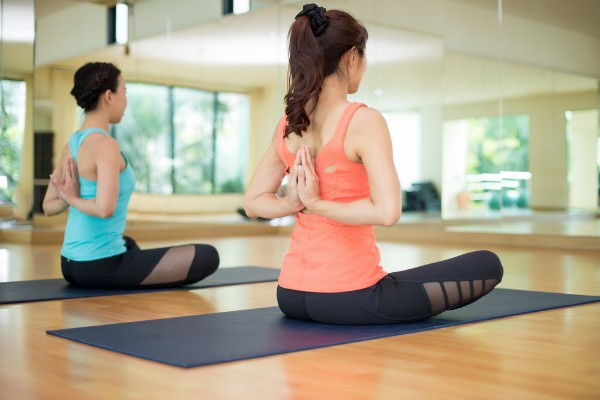 benefits of exercising during period