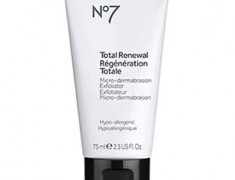 Boots No 7 Total Renewal Micro-Dermabrasion Review