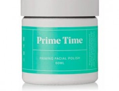 BYBI BEAUTY PRIME TIME FACE POLISH REVIEW