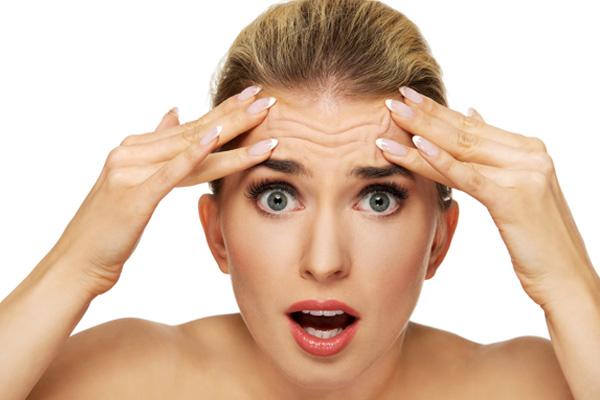 causes of wrinkles