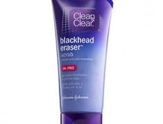 Clean & Clear blackhead eraser scrub Review