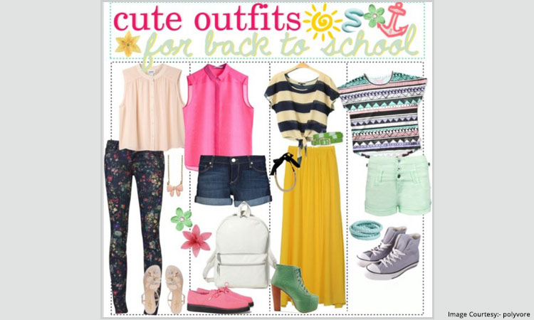 Cute Back To School Outfits