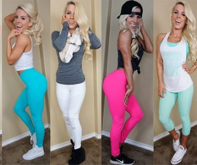 Cute Workout Outfits Which Will Actually Inspire You To Go To The Gym