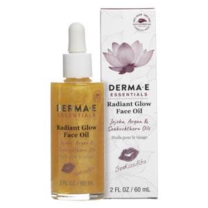 derma-e-radiant-face-oil