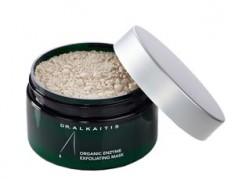 DR. ALKAITIS ORGANIC ENZYME EXFOLIATING MASK REVIEW
