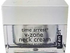 DR. BRANDT TIME ARREST V-ZONE NECK CREAM REVIEW