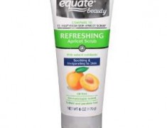 Equate Beauty Refreshing Apricot Scrub Review