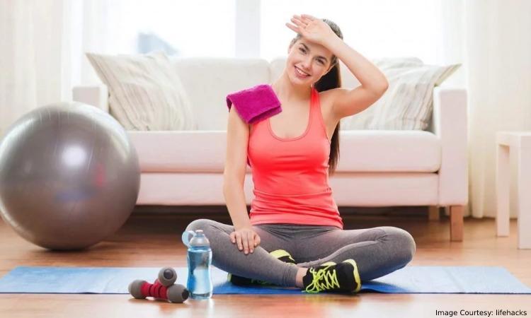exercises during period