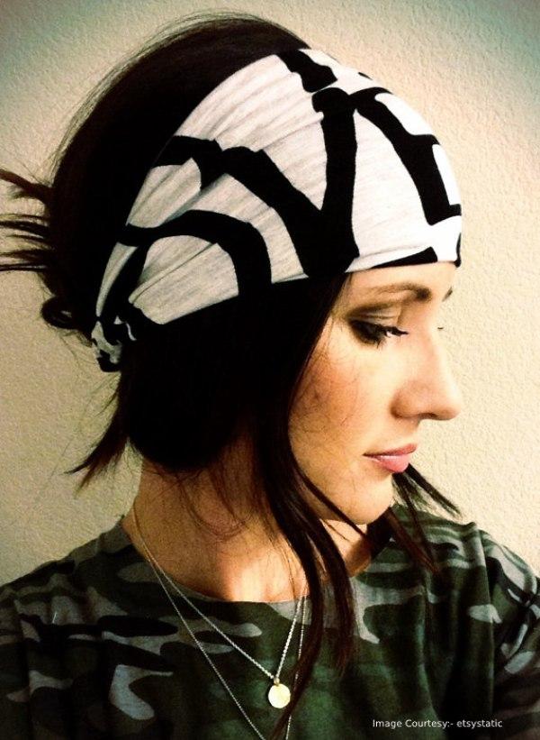 Fabric Head Scarf Or Wrap