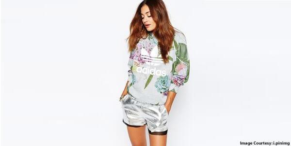 Floral Hoodie/ Sweatshirt