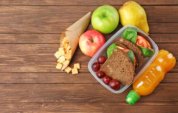 Healthy Snacks For Traveling