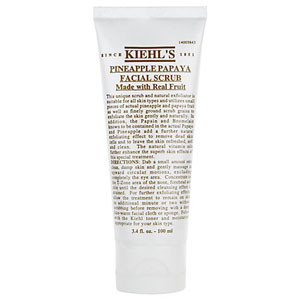 Kiehl's Papaya and Pineapple Face Scrub
