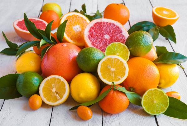 lemon skin benefits