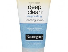 Neutrogena Deep Clean Invigorating Foaming Scrub Review