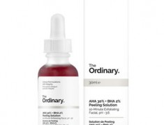 Deciem The Ordinary AHA 30% + BHA 2% Peeling Solution Review