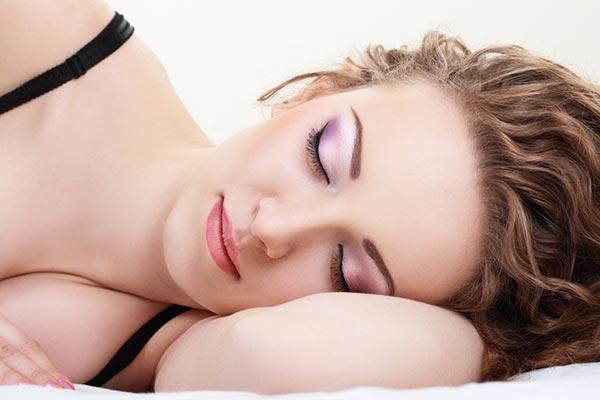 Sleeping With Makeup On