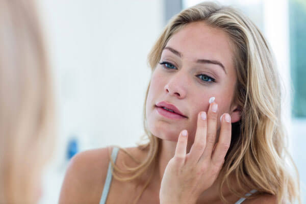 treatment of skin aging