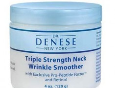 Dr. Denese Triple Strength Neck Wrinkle Smoother Review