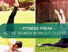 Women Workout Clothes to wear during the gym, yoga